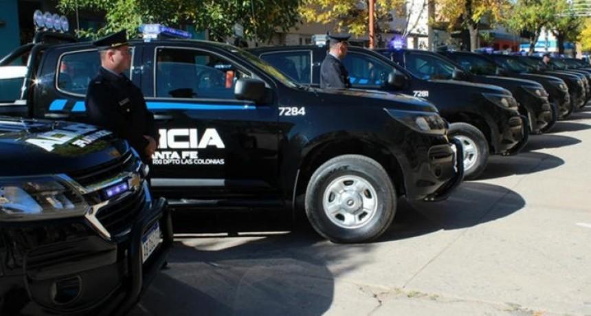 Vecinos movilizados por la inseguridad en Avellaneda