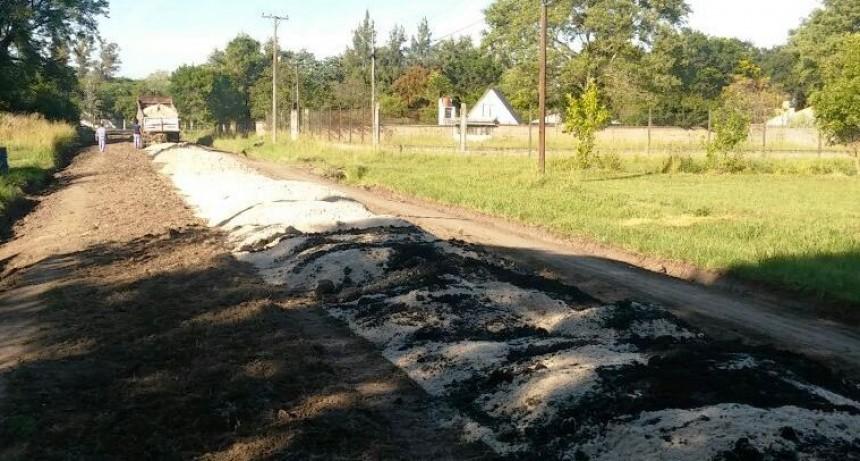 Servicios, obras y trabajos integrales en barrios de Reconquista