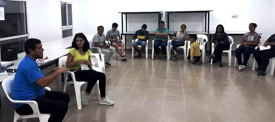 Colectivo gratuito para estudiantes de Puerto Reconquista