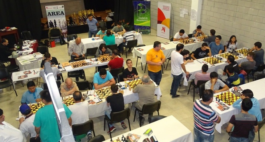 Se llevó acabo el primer Torneo de Ajedrez en Reconquista