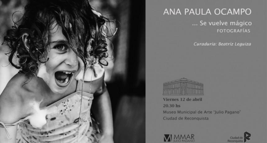 Muestra de fotografía de Ana Paula Ocampo