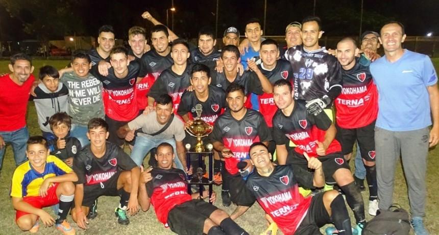 Central ganó la Copa Activa de Fútbol de Primera