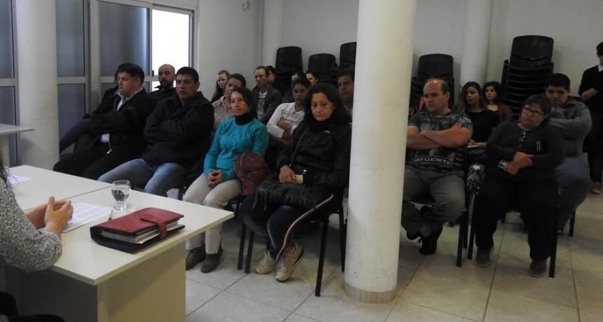 Se presentaron los proyectos seleccionados de la línea Capital Semilla del Programa Crear Comunidad Emprendedora