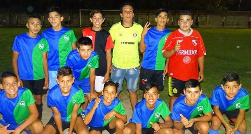 Arranca la Liga Municipal de Fútbol de Adolescentes
