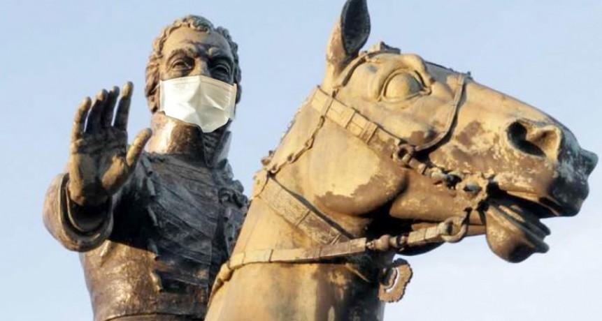 Covid-19: Santa Fe lanza campaña para crear conciencia sobre el uso de barbijos
