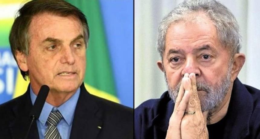Coronavirus: Lula comparó a Bolsonaro con el capitán del Titanic por su gestión ante la pandemia