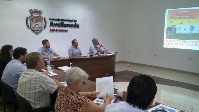 Suenan los nombres de candidatos a concejal en Avellaneda