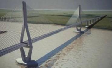 Buscan financiamiento internacional para la construcción del puente Reconquista-Goya