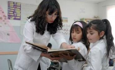 El 40% de los docentes santafesinos pidieron licencias por enfermedad