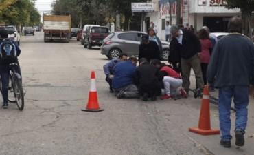 Operaron por segunda vez al joven atropellado por un camión
