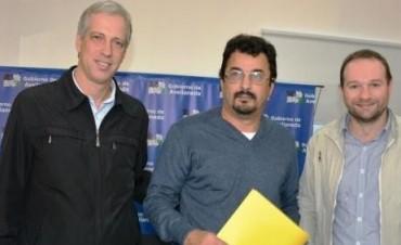 Lotes y créditos para emprendedores de Avellaneda