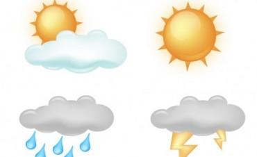 Humedad, lluvias, sol un poco de todo con el clima