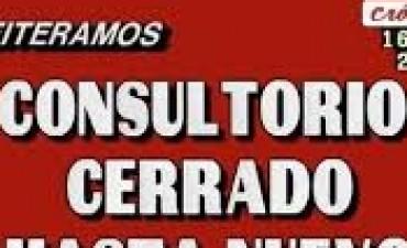 Reclamo por falta de atención médica en Barros Pazos