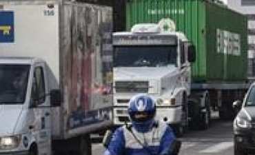 Sanciones mas duras para los camiones que no respeten zonas y horarios de circulación