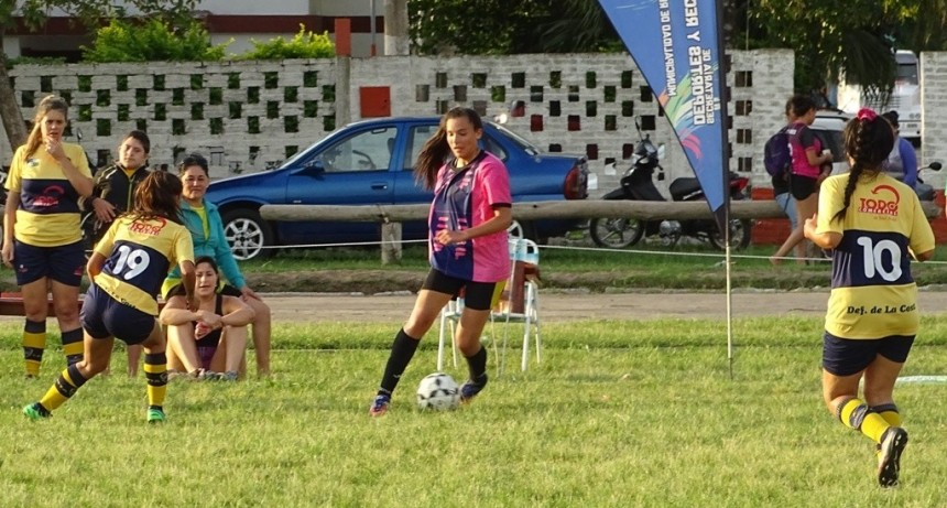 BMX y Fútbol Femenino