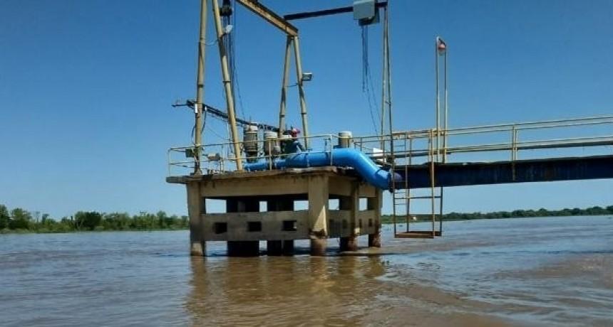 Se ira recuperando el servicio de agua potable