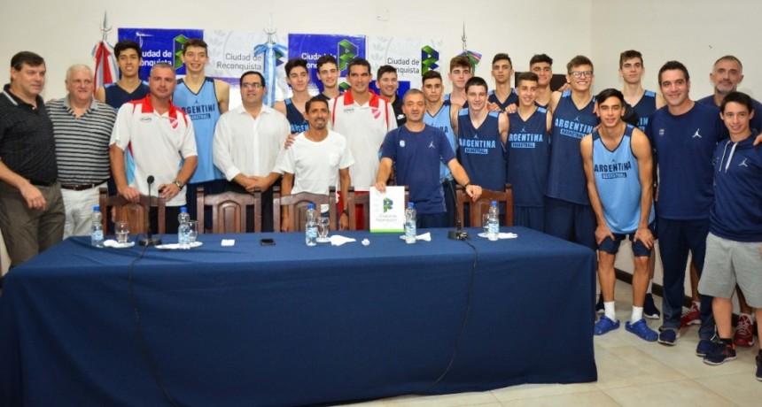 La Pre Selección U-17 Argentina está en Reconquista
