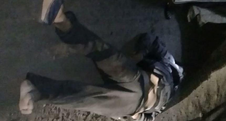 Accidente fatal en Tacuarendí