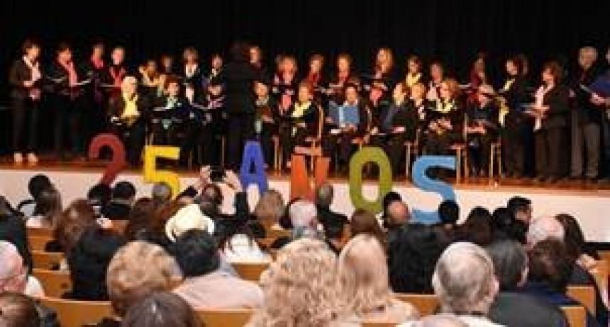 25 Años del Coro de Abuelos