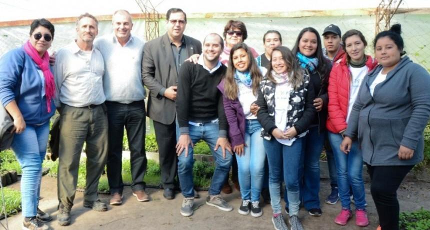 Programa Mi Oficio-Mi Trabajo en Reconquista