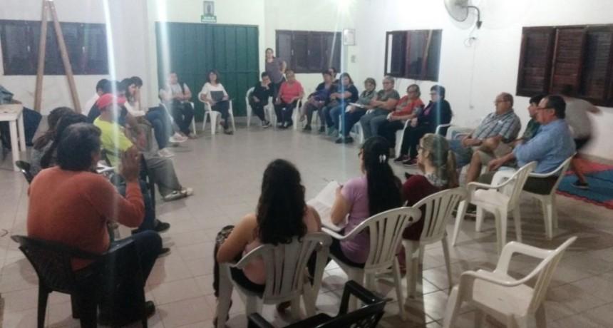 Planificación Participativa en barrios Norte, Noreste y Almafuerte