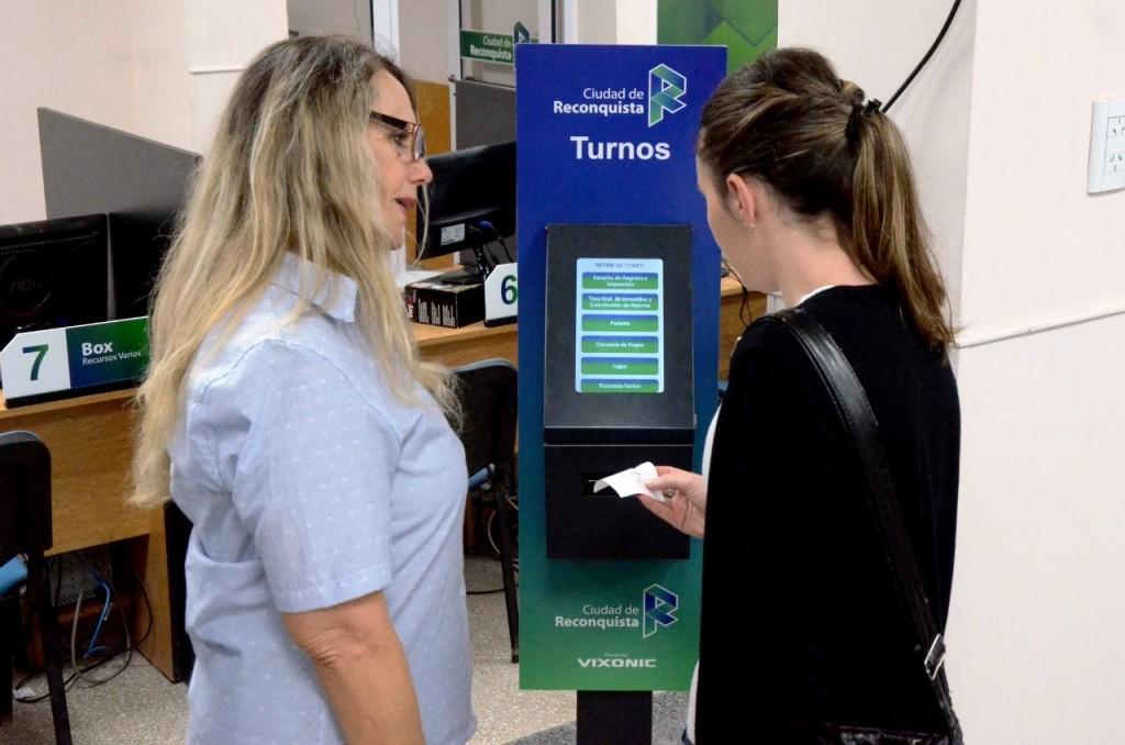 Nuevo sistema de turnos en la Dirección General de Rentas