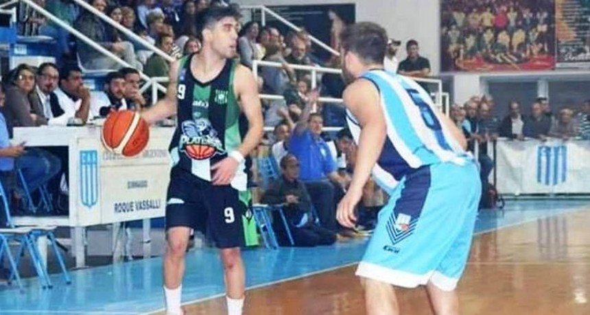 Platense Basquet logró el primer objetivo de la serie: ganar de visitante