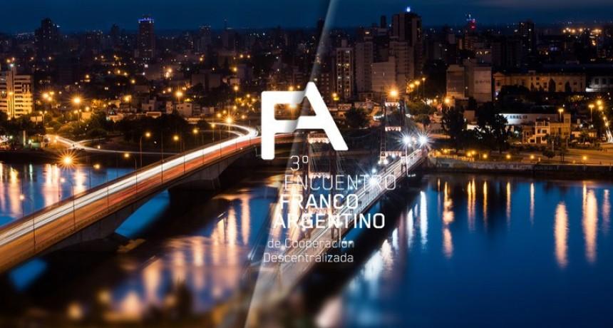 Reconquista participar del 3º Encuentro Franco Argentino de Cooperación Centralizada