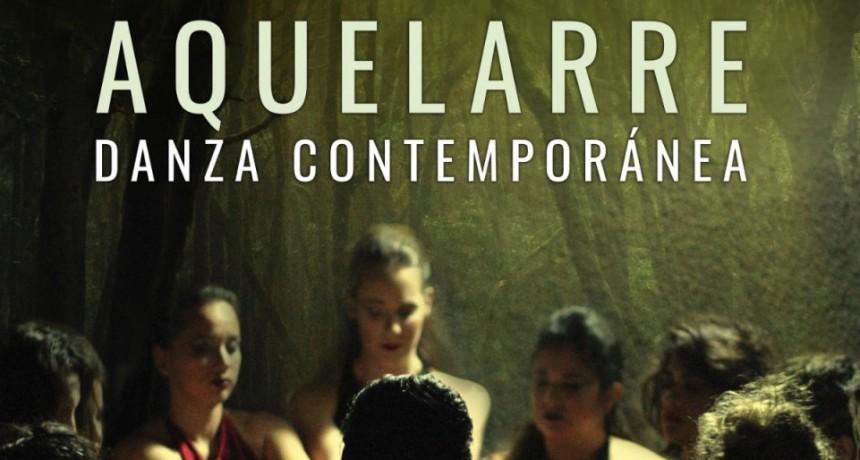 Este domingo se presenta Aquelarre en Reconquista