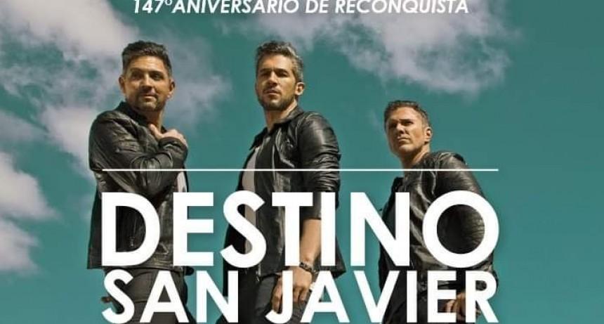 Festejo del 147º Aniversario de la ciudad de Reconquista