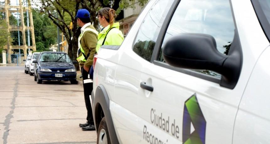 Controles de alcoholemia y  retenciones en Reconquista