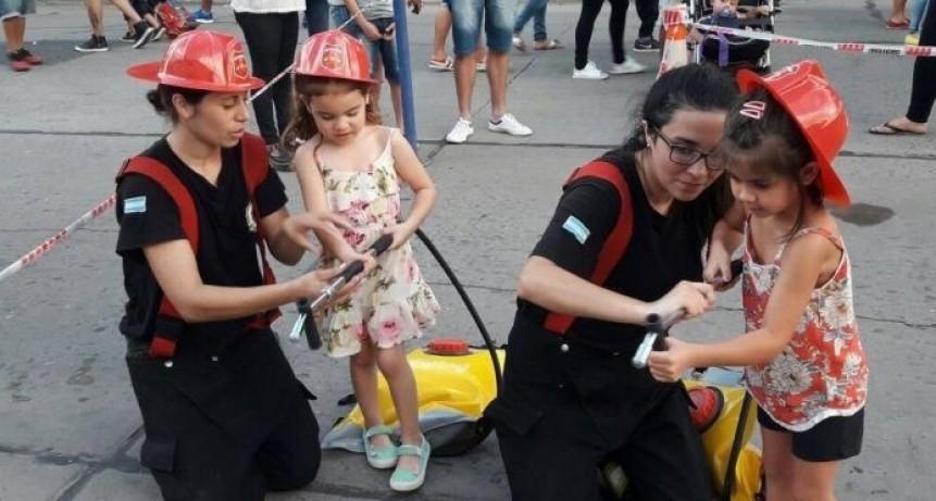 Avellaneda celebrara el día Nacional del Bombero Voluntario