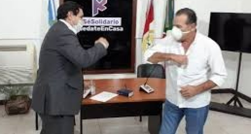 Asumió el nuevo Secretario de Obras y Servicios Públicos de Reconquista