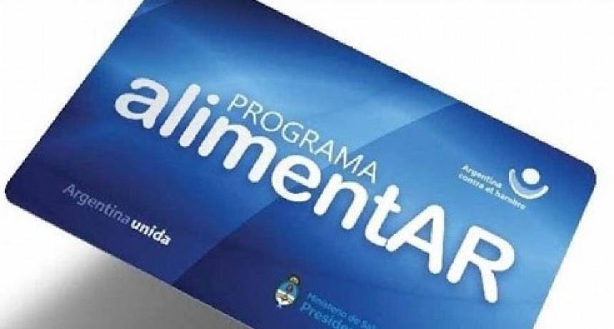 Continua la entrega de las Tarjetas AlimentAR en territorio santafesino