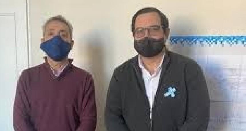 Vallejos avanza en la apertura de un centro de oncología para Reconquista y la región