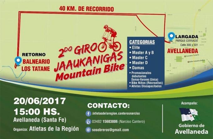 Mountain Bike en Avellaneda