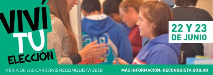 El jueves comienza la Feria de Carreras en Reconquista