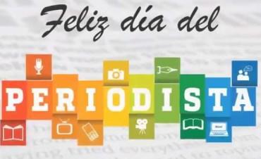 Feliz día periodistas!!!