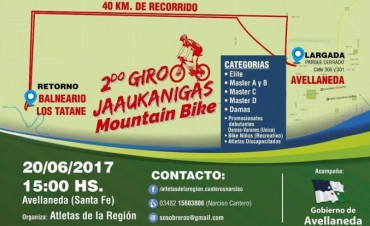 Mountain Bike en Avellaneda