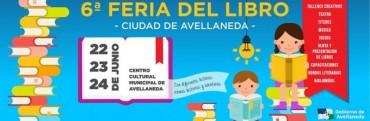 6º Feria del Libro en Avellaneda