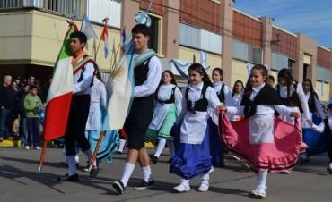 Avellaneda celebrará el Día de la Bandera con un Desfile cívico militar