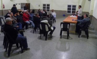 Planificación Participativa: nueva reunión