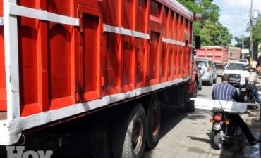 Cambios en ordenanzas sobre la circulación del tránsito pesado en Reconquista