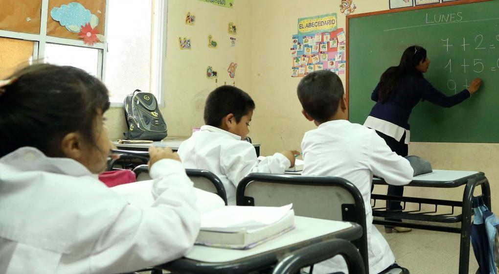 La provincia abonará el proporcional de vacaciones no gozadas a docentes reemplazantes
