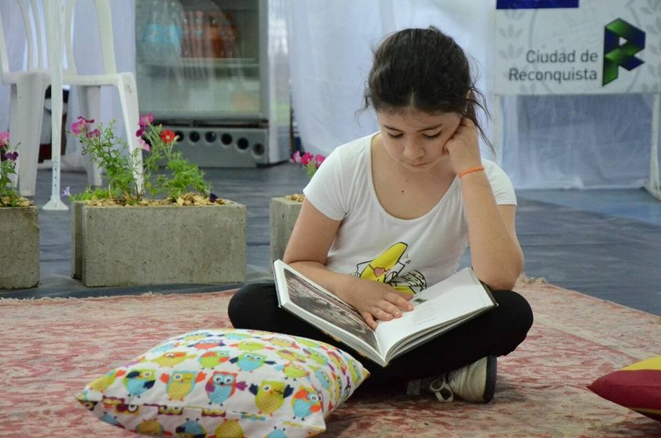 6tas. Jornadas de Literatura Infantil y Juvenil en Reconquista