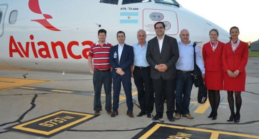 Reunión con directivos de Aeropuertos Argentina 2000