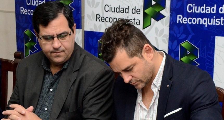 Reconquista avanza en políticas de gobierno abierto