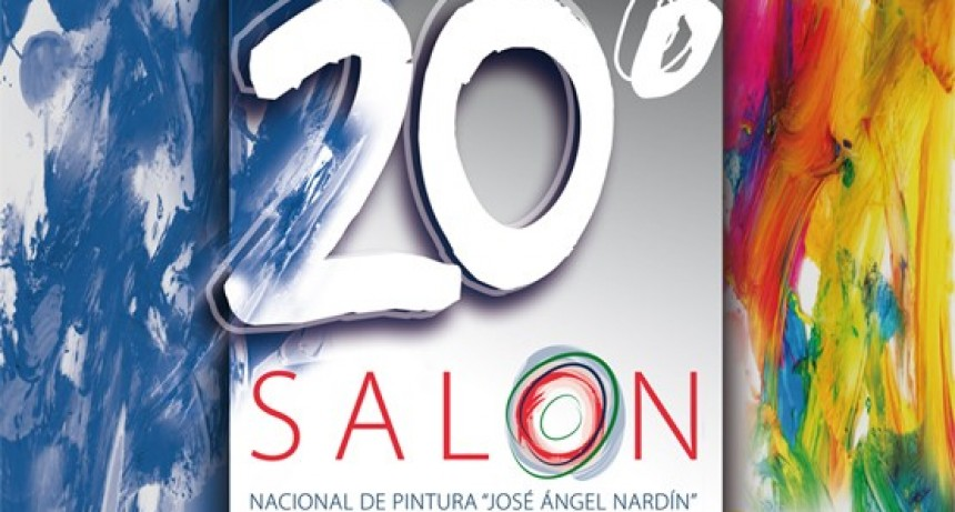 "Se viene 20º Salon Nacional de pintura ""José Ángel Nardín"""