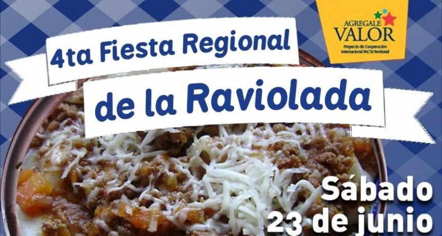 4º Fiesta regional de la Raviolada en La Vertiente