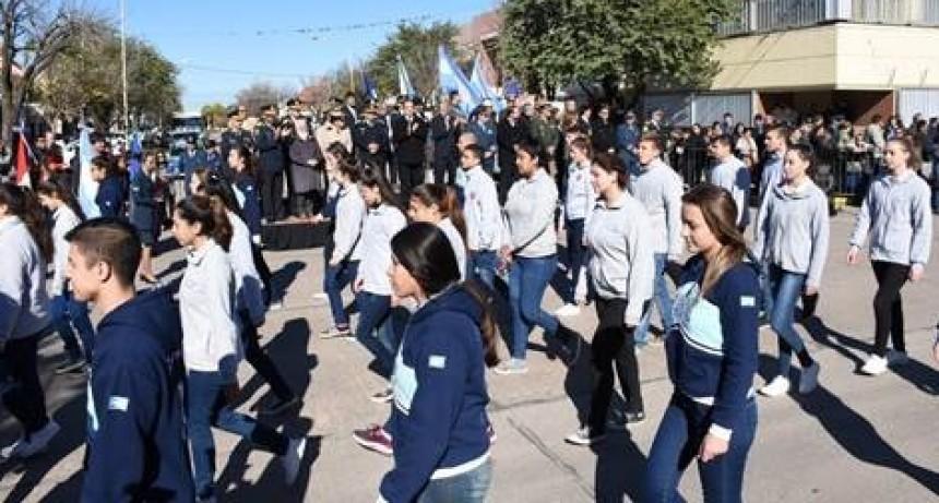 Avellaneda realizará su tradicional desfile cívico militar